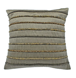 havelli rope cushion cover linen