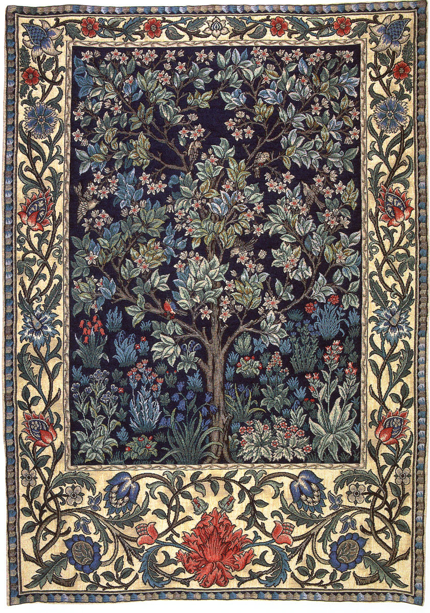 Flemish Tapestries And Wall Hangings At Linens Lace