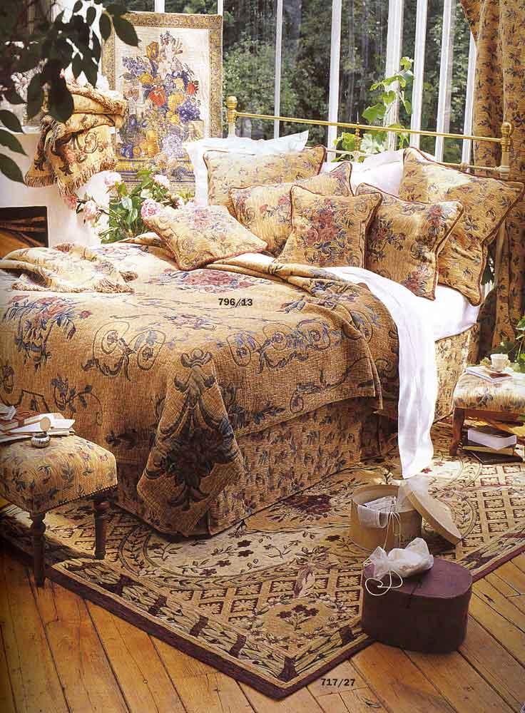 Anastasia Tapestry Bedspread
