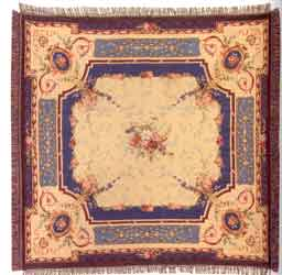amboise flemish tapestry bedspread