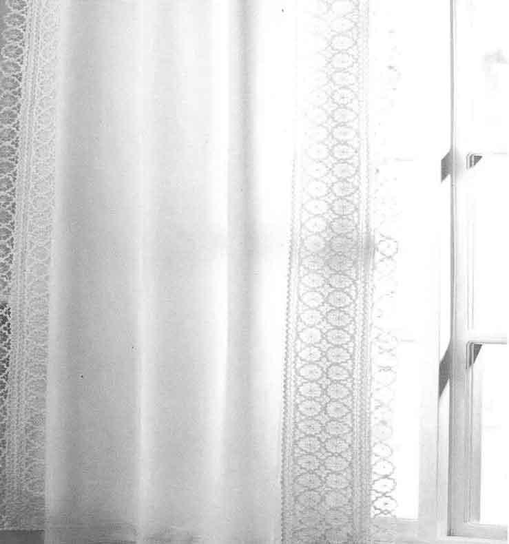 Suri Lace Curtain panel