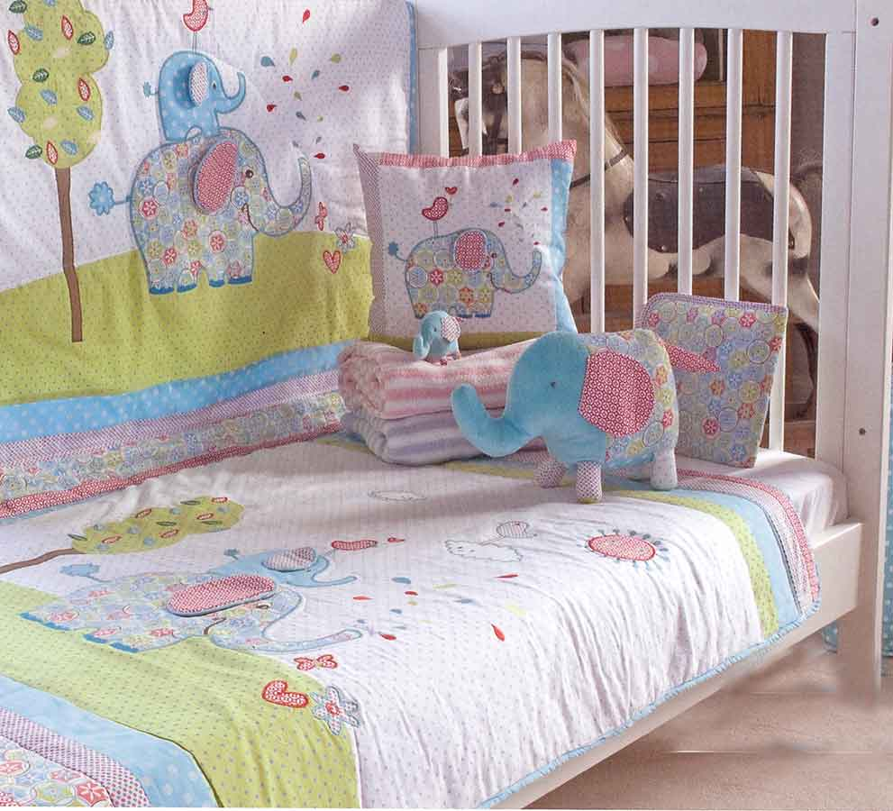 baby bedding cot bumpers