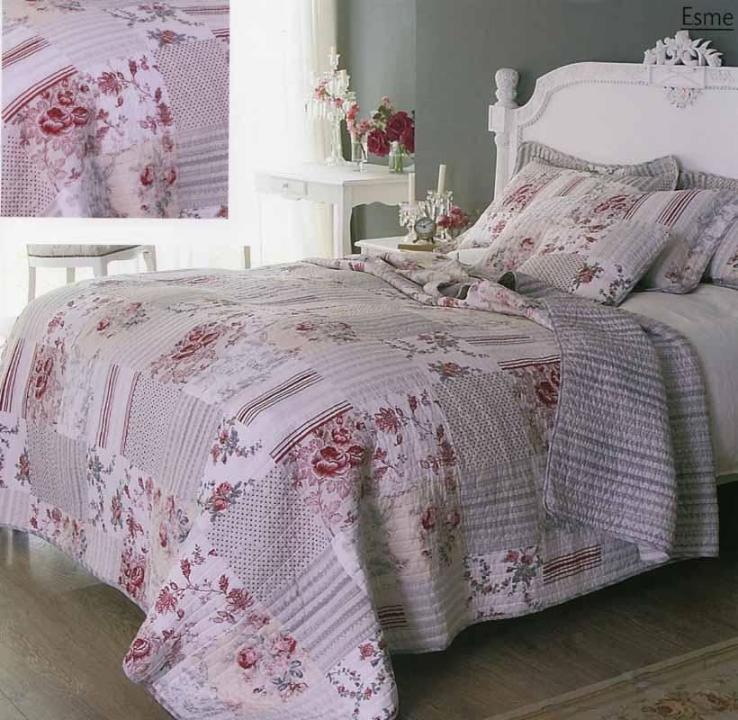 esme patchwork quilt