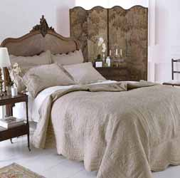 athens mink quilted bedspread