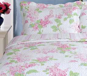 delphinia quilted bedspread