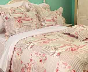 keighly rose bedspread and matching bedding