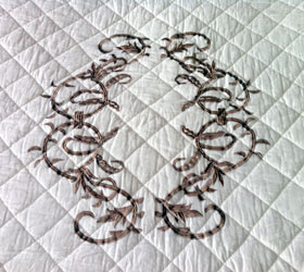 marseilles embroidered motif
