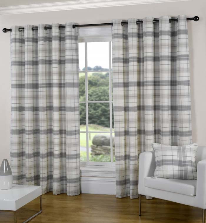 Ready Made Curtains Texcraft From Linen Lace And Patchwork