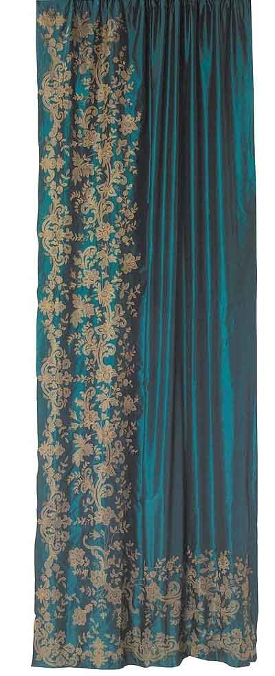 Bright Turquoise Curtains Monagifts 2 Panels Bright Turquoise Sheer Voile Window Panel