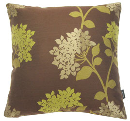 madrid olive cushion cover