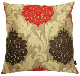 rome flame cushion cover