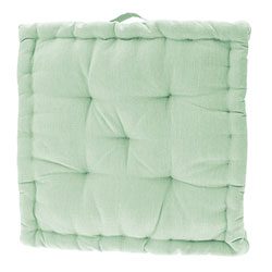 calypso mattress cushion pad aqua