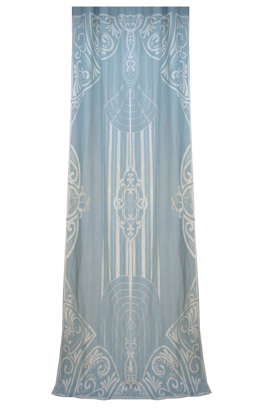THERMAL BACKED IRIDESCENT CURTAIN PANEL PAIR | OVERSTOCK.COM.