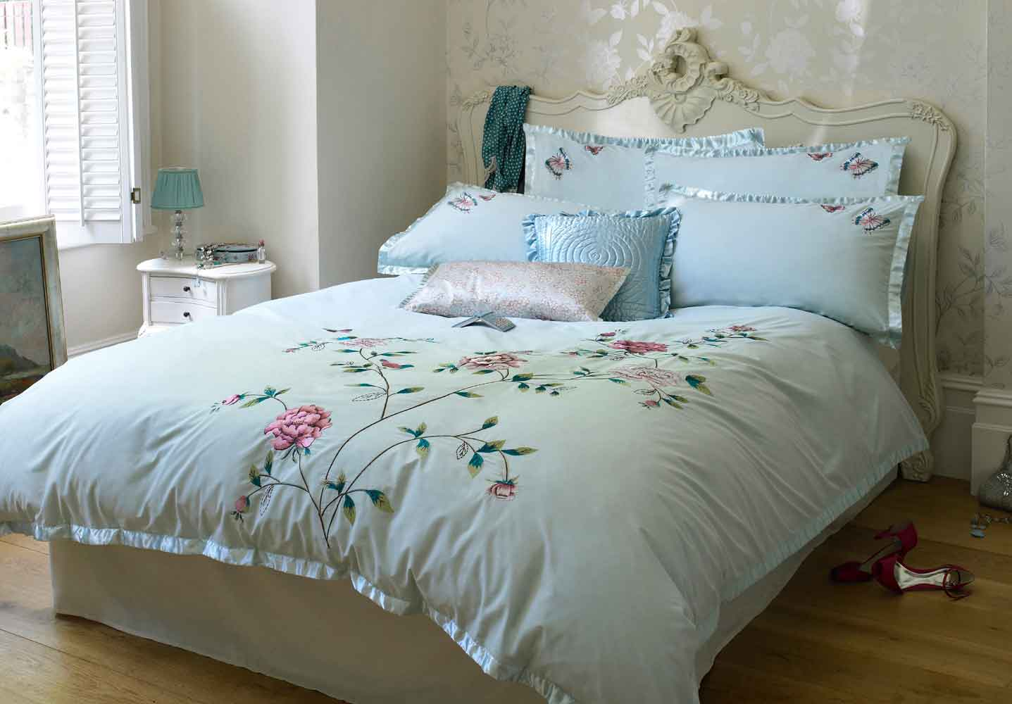 Monsoon Home Bed Linen Collection From Linen Lace And