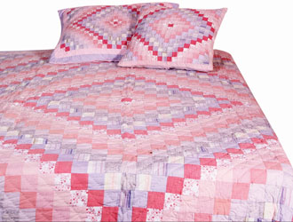 childrens bed linen from linen lace and patchwork : pink patchwork quilts - Adamdwight.com