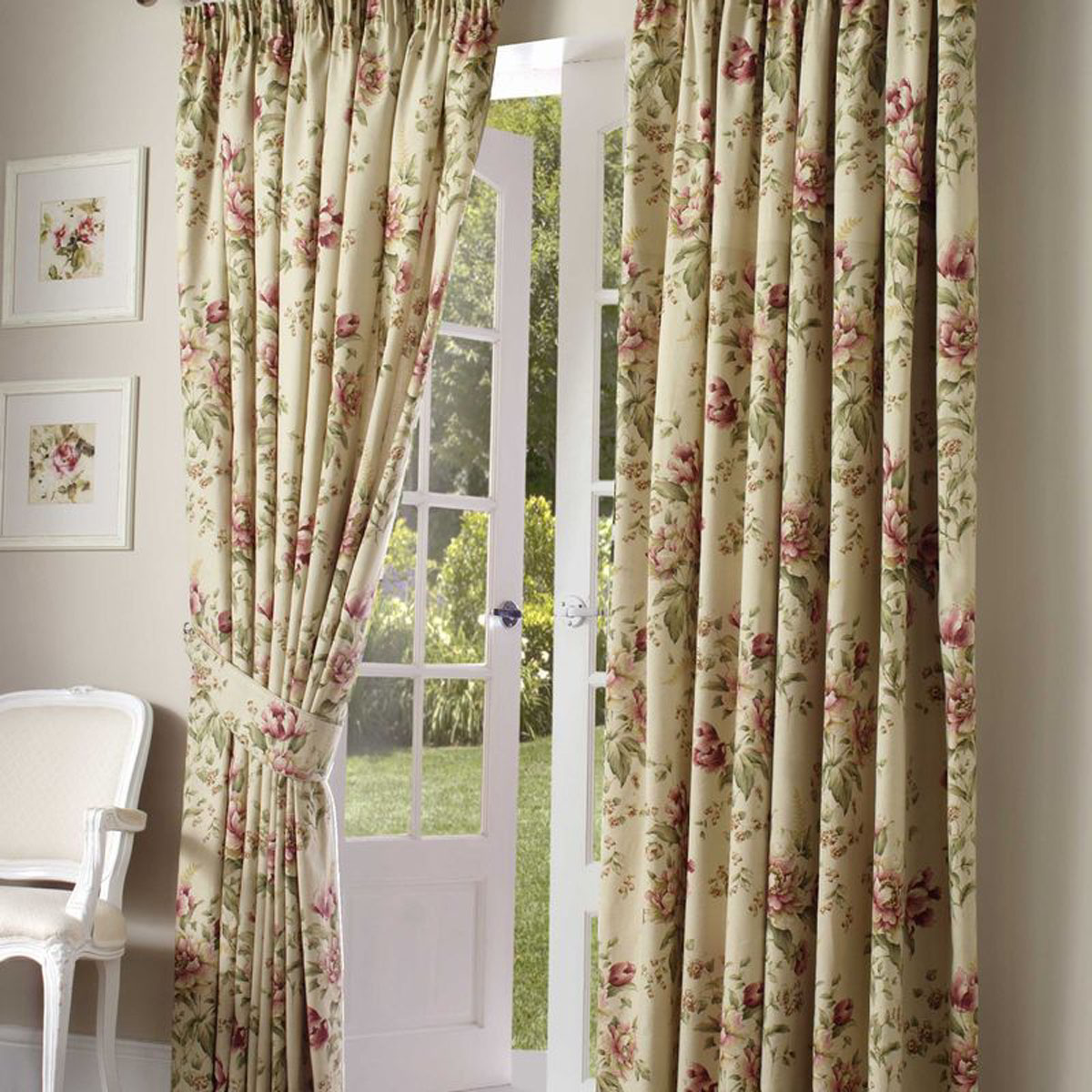 Retro Curtains And Drapes Curtain Design