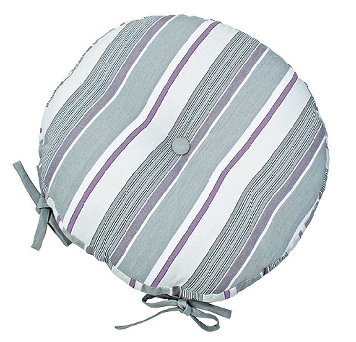 polperro stripe round seat pad 163 17 38 x 4cm polperro  : blakeney round stripe from www.llph.co.uk size 729 x 700 jpeg 102kB