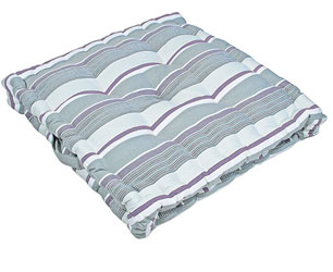 blakeney striipe mattress seat cushion pad