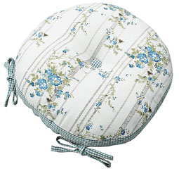 bluebell cottage round seat pad