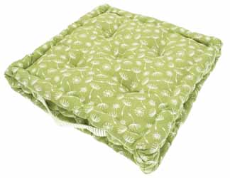 dandelion avocado mattress seat cushion