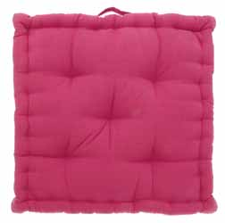 metro raspberry mattress seat cushion