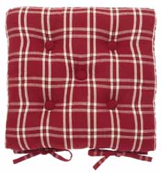 midwinter check seat pad