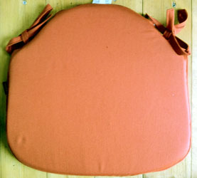 panama sunset windsor carver seat pad
