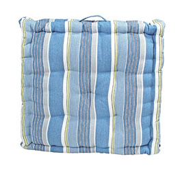 polperro stripe mattress seat cushion