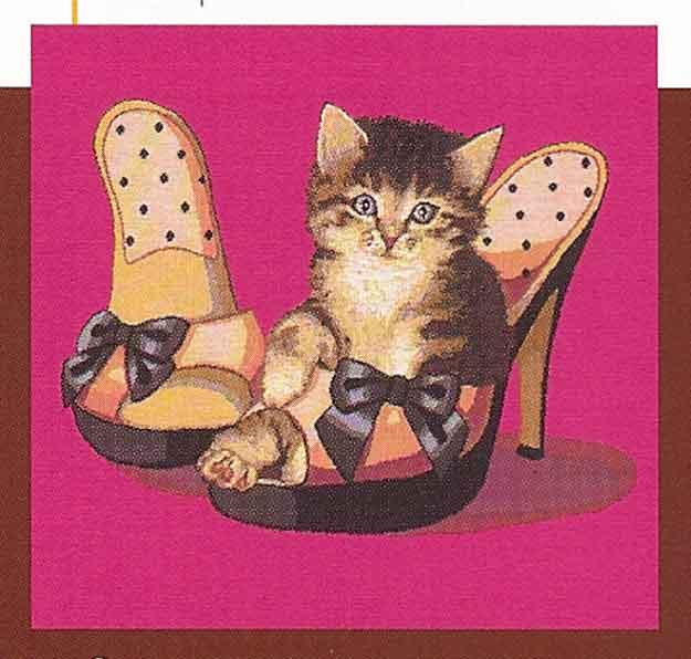Kitten In Heels