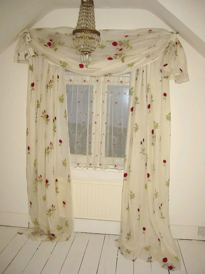 Kitchen Design Gallery French Style Curtains