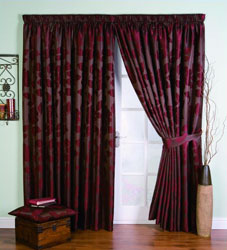 arundel berry ready made curtains
