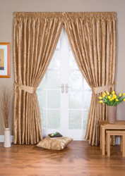 hannah embroidered curtains