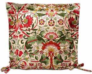 William Morris Strawberry Thief Slate Design Pot Mitt//Holder//Oven Glove