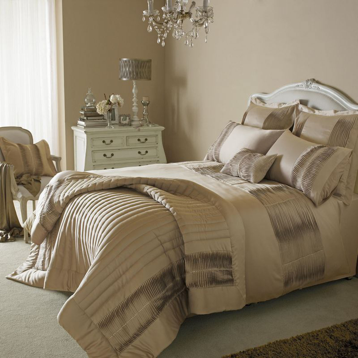 champagne color bedroom duvet covers 3 11015